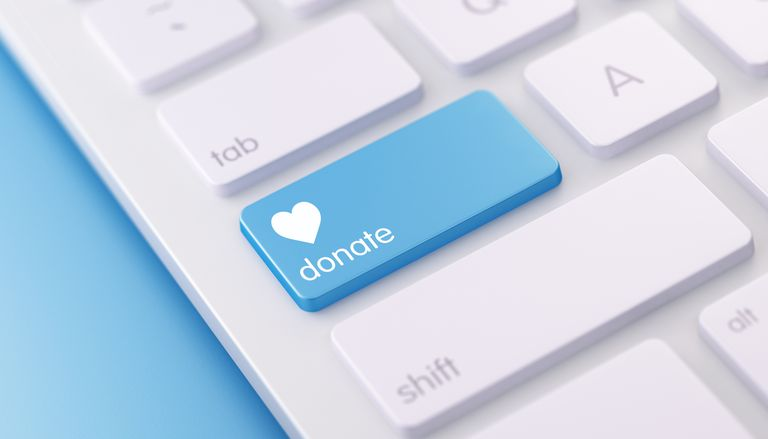 how to add paypal to website for donations