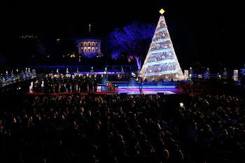 Christmas at National Harbor 2017