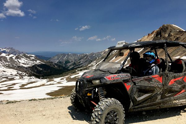Polaris RZR Rock Pirates Side by Side