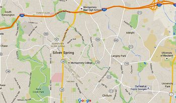 Where Is Maryland Map Location And Geography - Maryland map