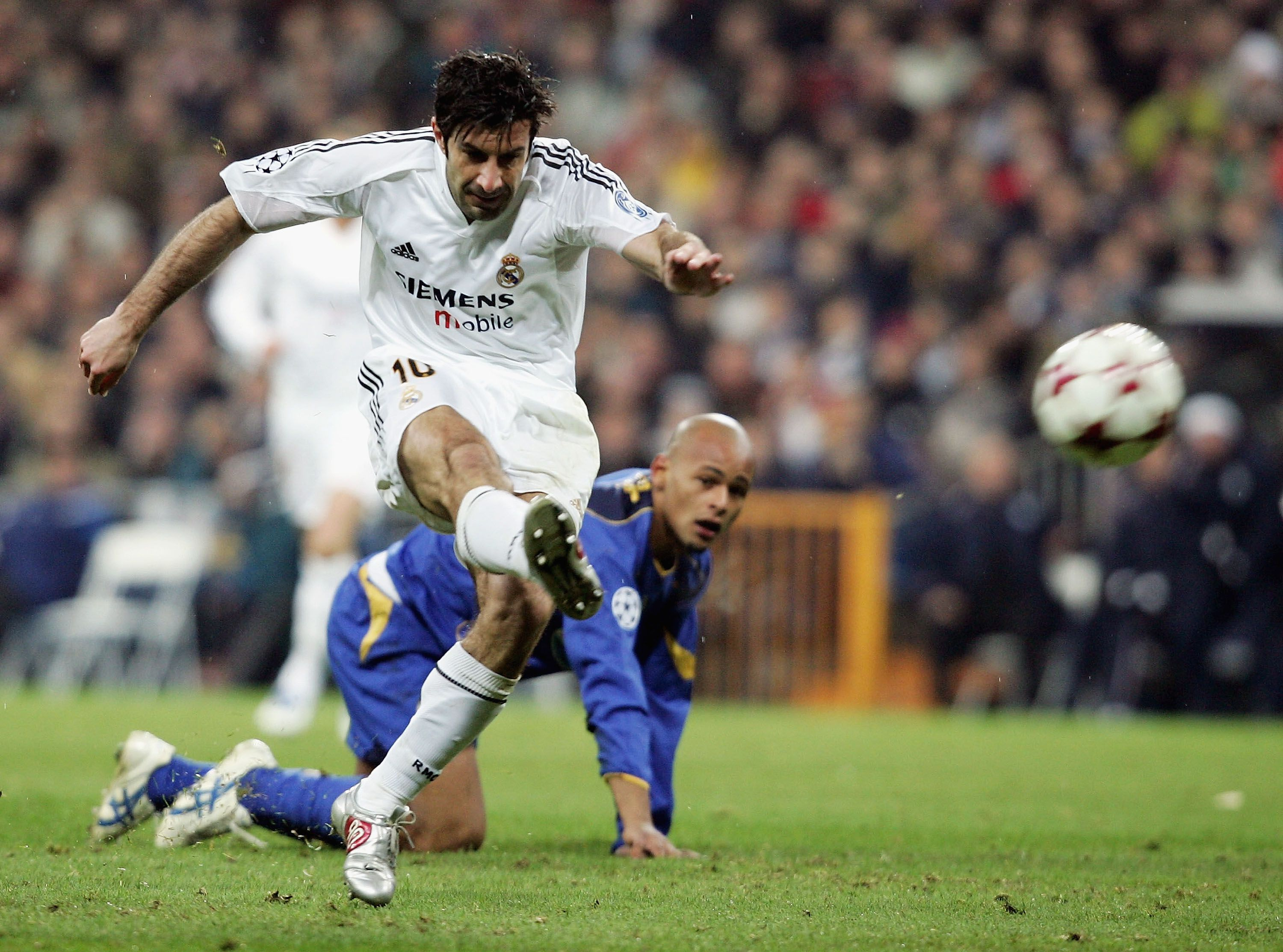 10 All Time Best Soccer Players for Real Madrid