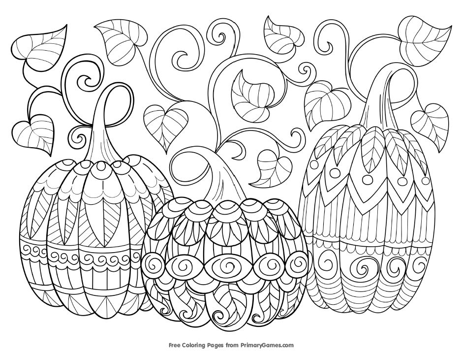 423 free autumn and fall coloring pages you can print - Fall Coloring Pages