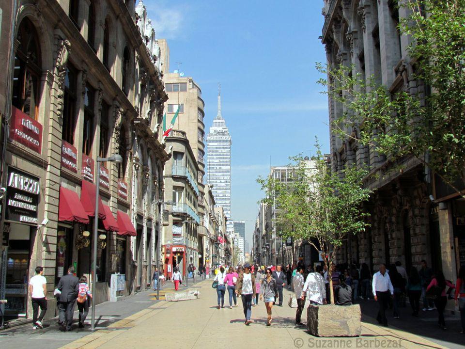 Madero Street Mexico City
