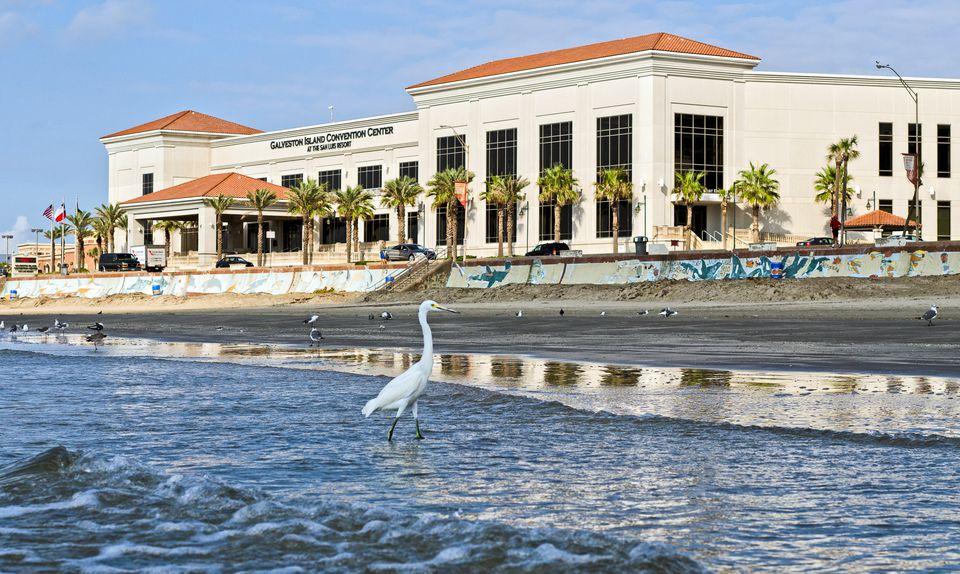 Galveston Island Convention Center