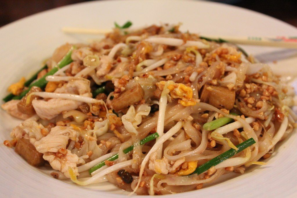 World's Best Pad Thai Noodle Recipes