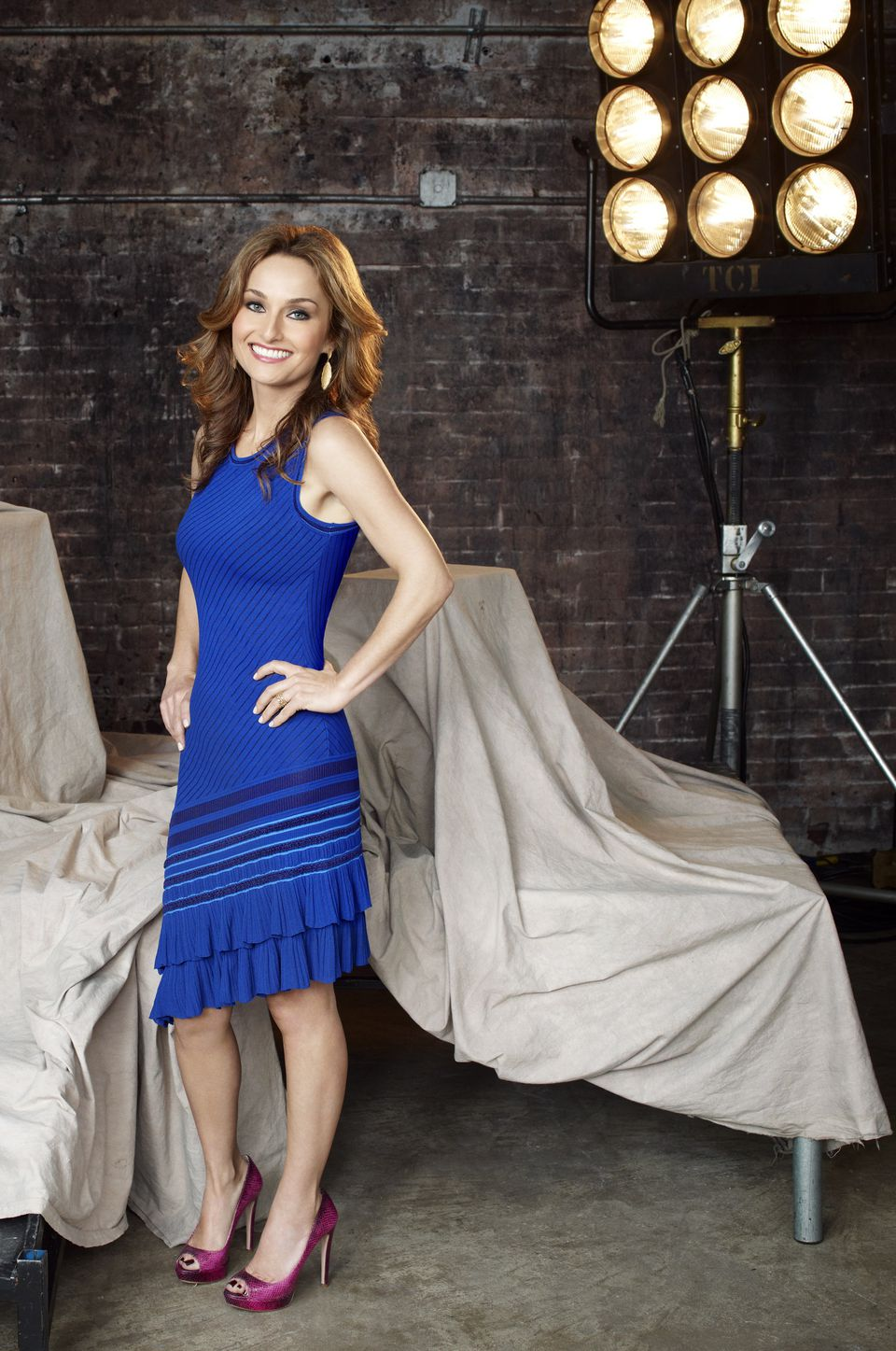 Food Network Star Giada de Laurentiis