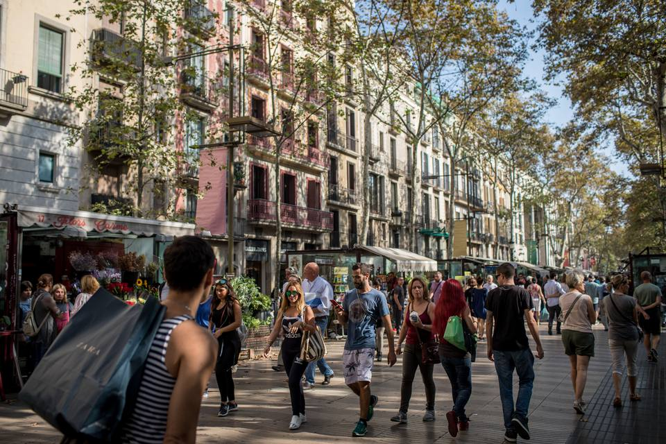 Catalonians Face An Uncertain Future After Independence Vote