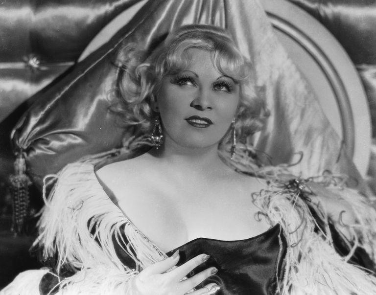 Mae West - double entendre