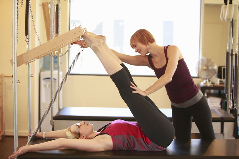 Pilates Training for Real Life