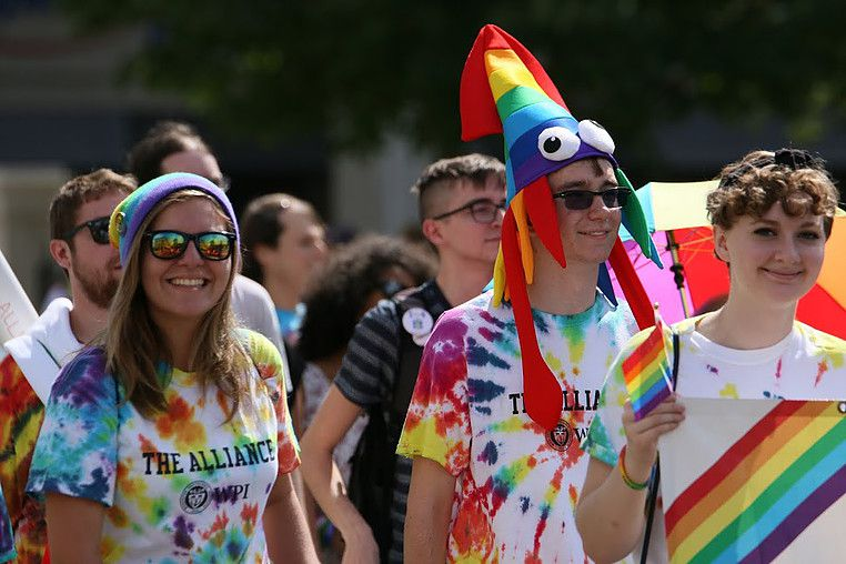 Worcester Gay Pride, central Massachusetts