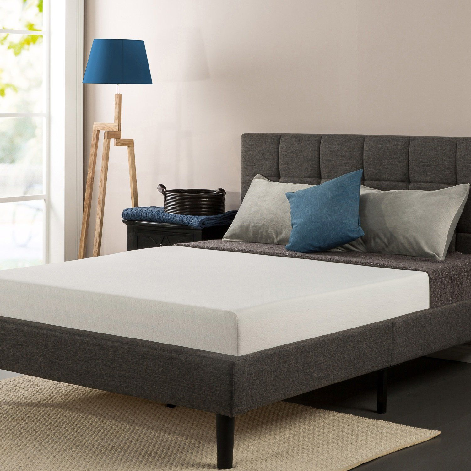 King Size Bed Small Room Ideas