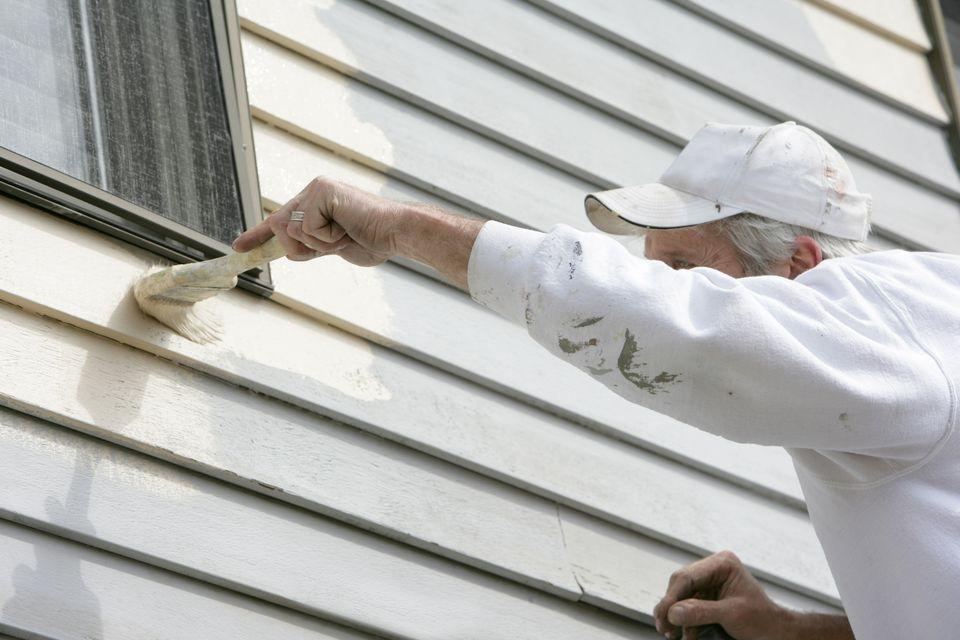 House Painter Trim Work