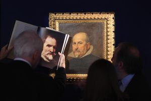 Art World Excitement As Rare Velazquez Painting Is Unearthed by Bonhams