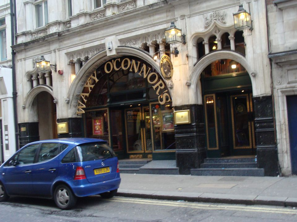 Waxy O'Conner's London