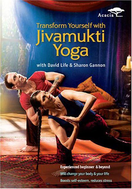 Transform Yourself With Jivamukti Yoga DVD