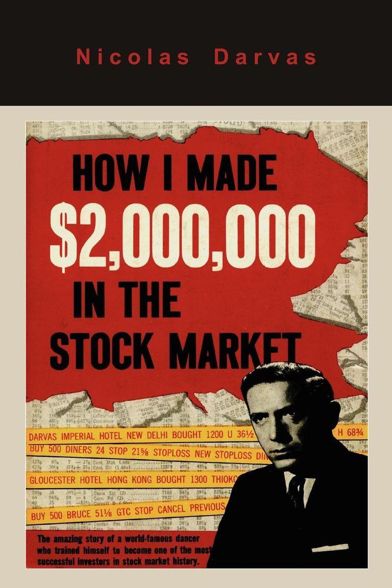 nicolas darvas legendary millionaire trader