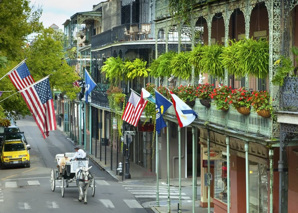 Top things to do and see in new orleans for Best things to do in french quarter