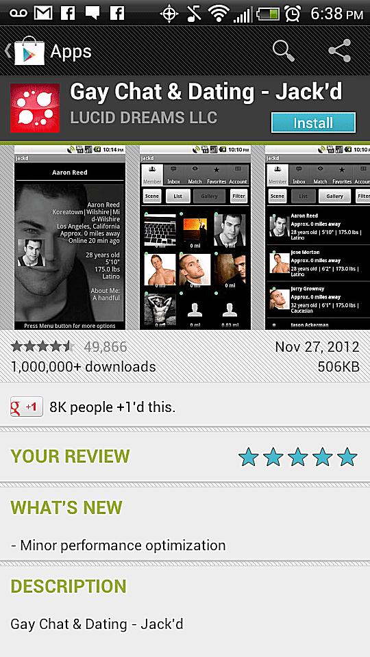 Jackd App Review - Gay Dating App Jackd