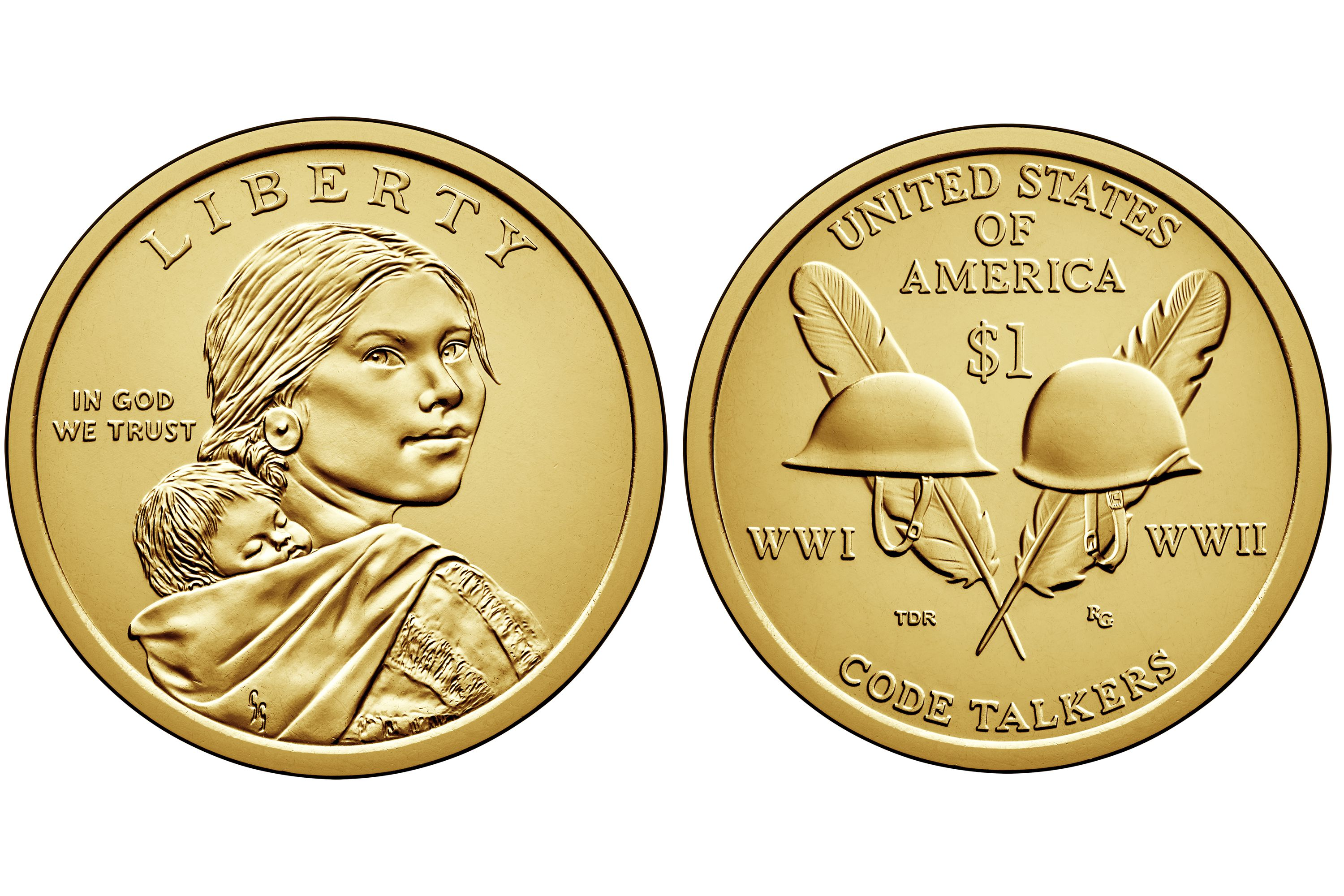 Sacagawea Amp Native American One Dollar Coin Mintages