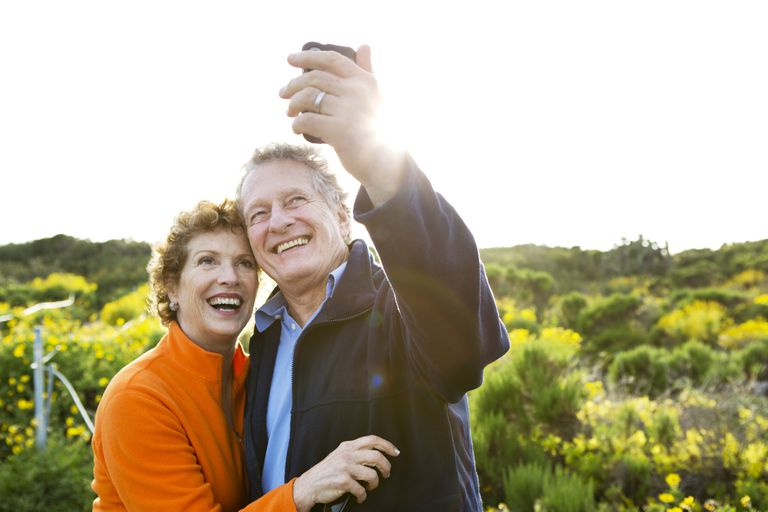 Couple who decided on when to retire.