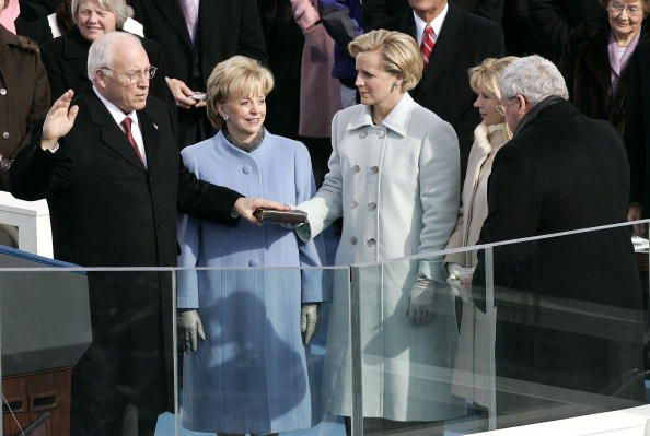 cheney in congress job Dick the