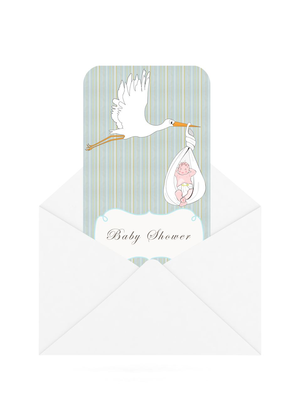 How to Write and Choose Baby Shower Invitations