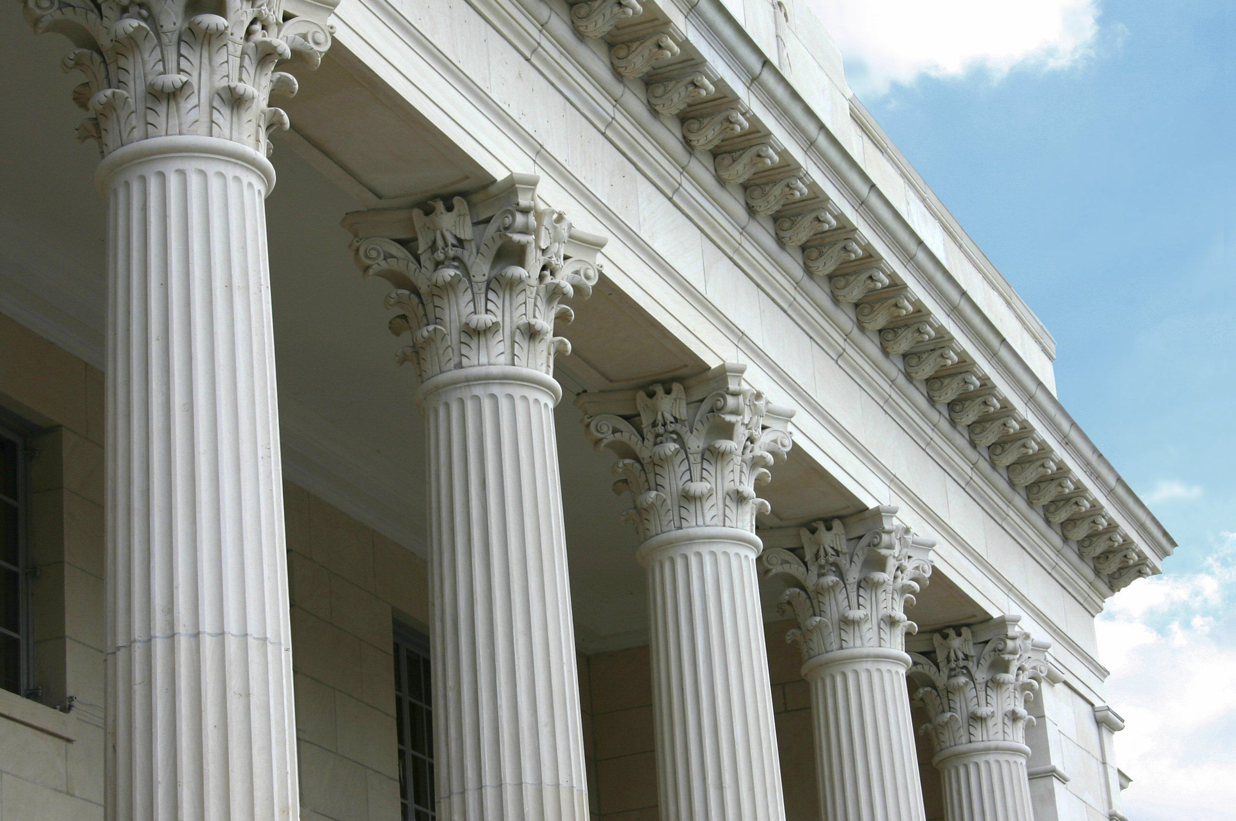 Pillars And Columns : About corinthian columns features and photos