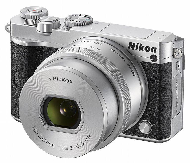 Nikon 1 J5 review