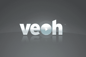 Picture of the Veoh logo