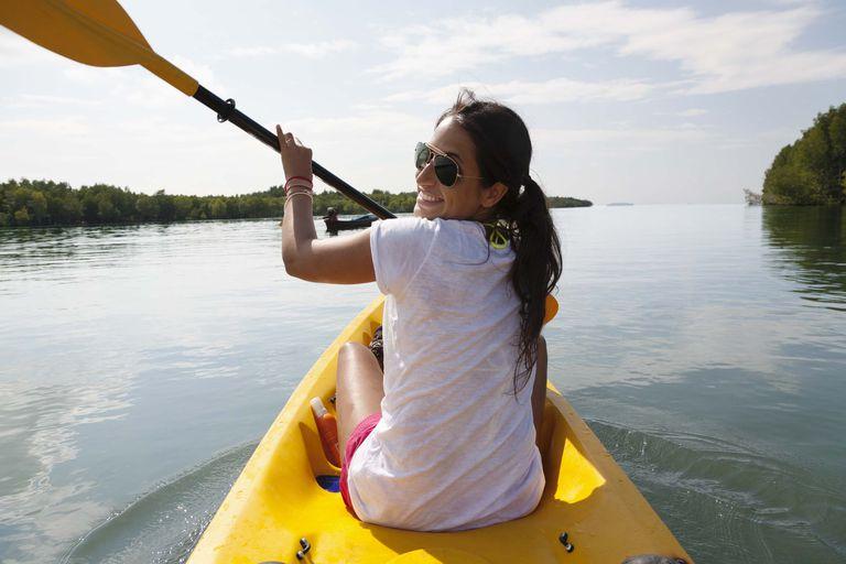 Kayaking National Parks