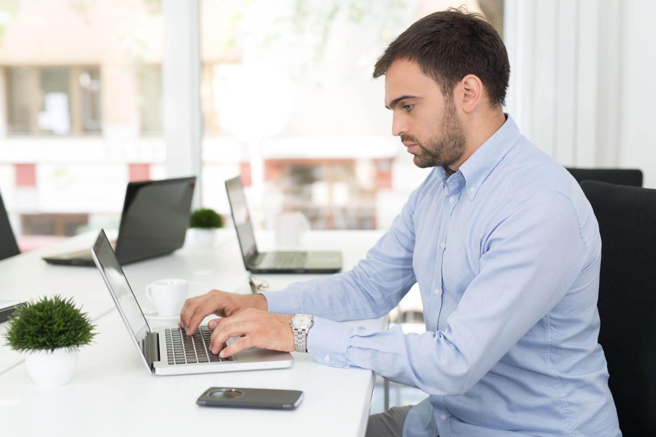 job resignation template