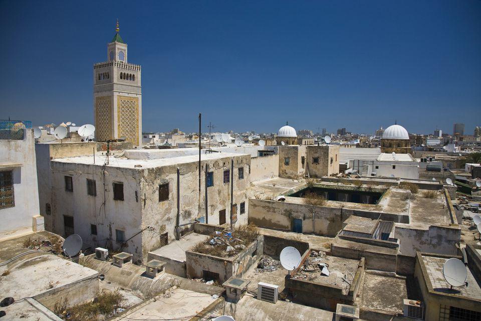 Tunis Rooftops