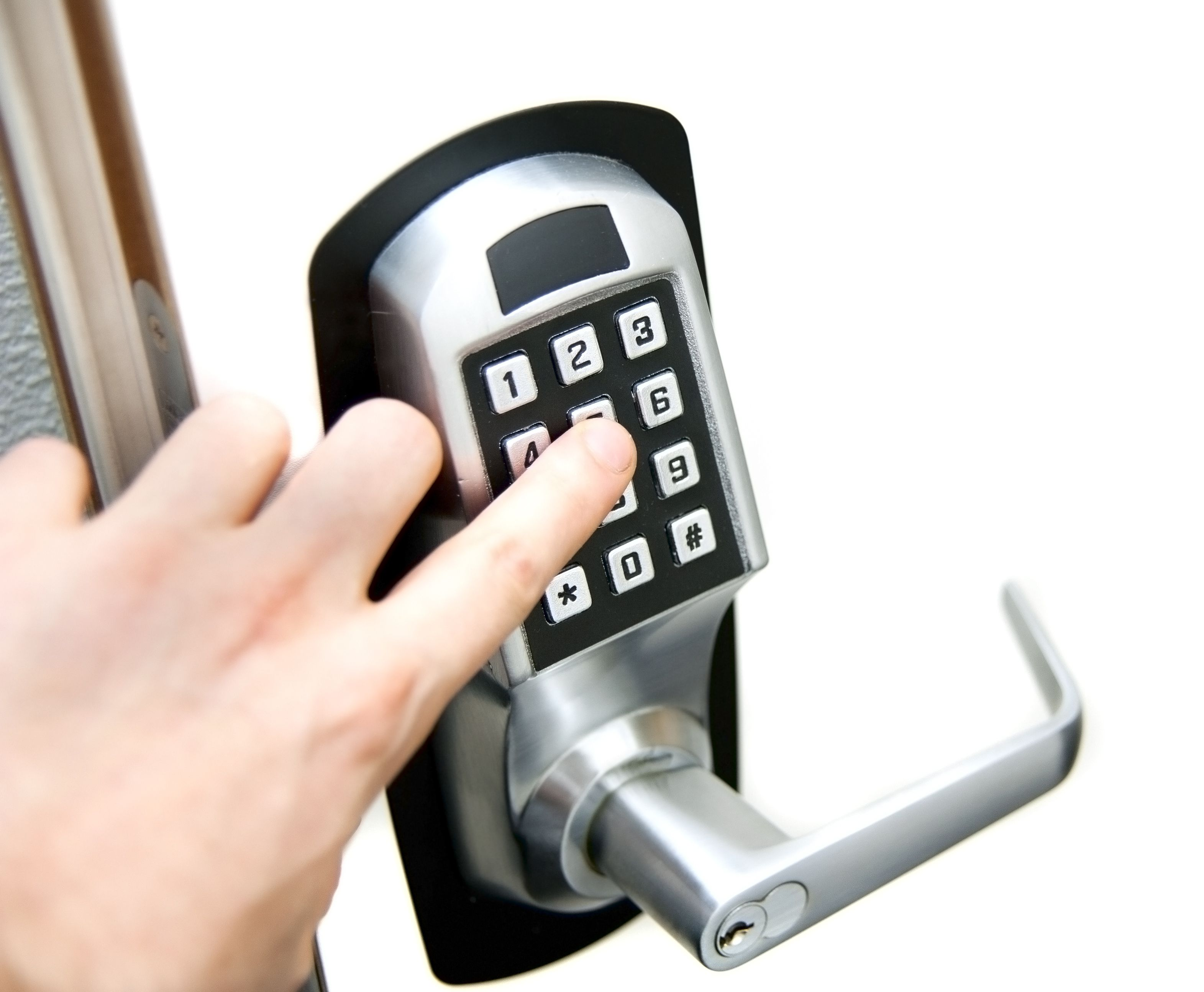 Top 5 Keyless Entry Systems for a House