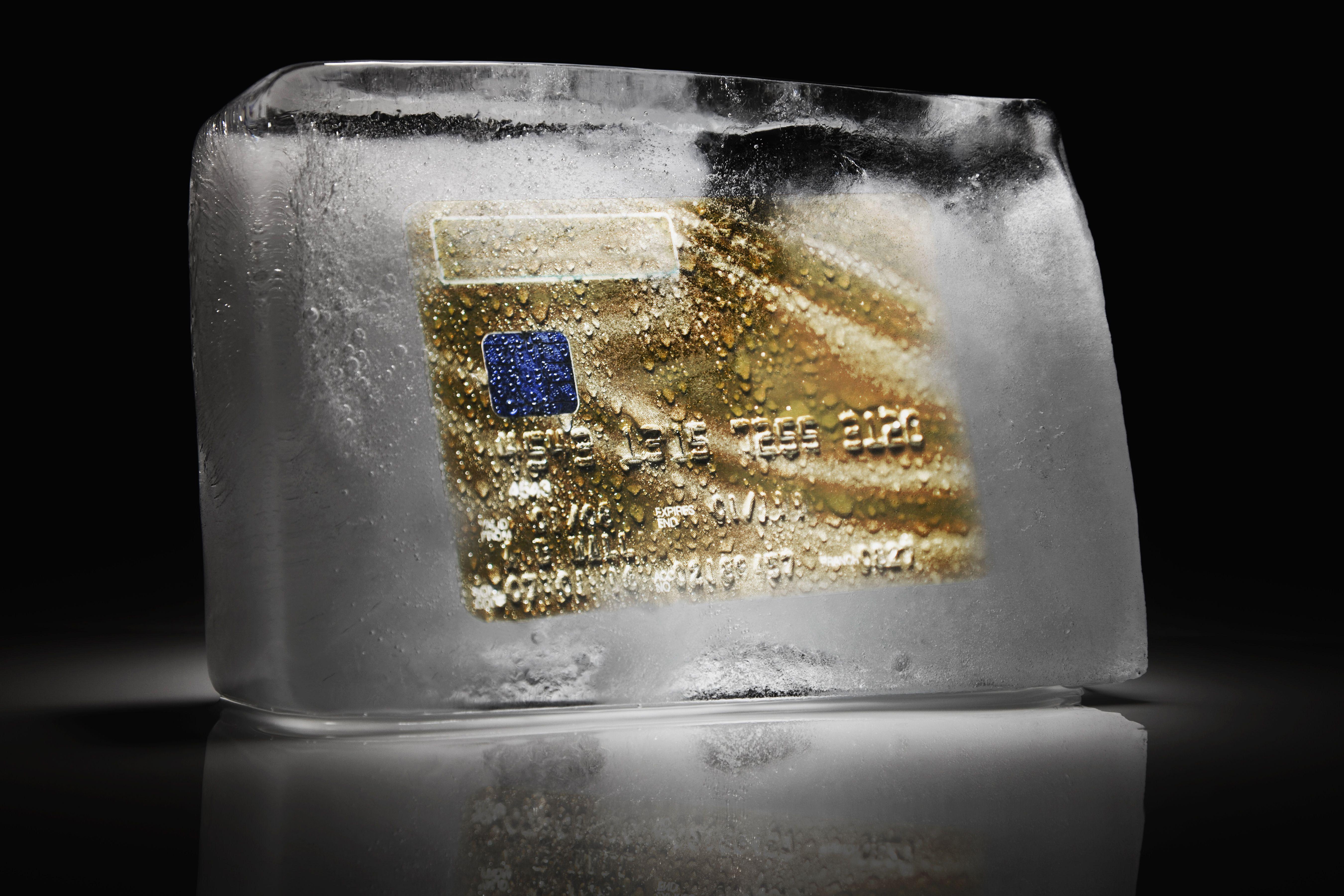 Inactive Credit Cards May Be Closed