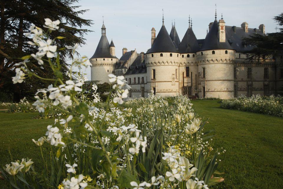 Top ten chateaux in the loire valley - Chaumont sur loire office du tourisme ...