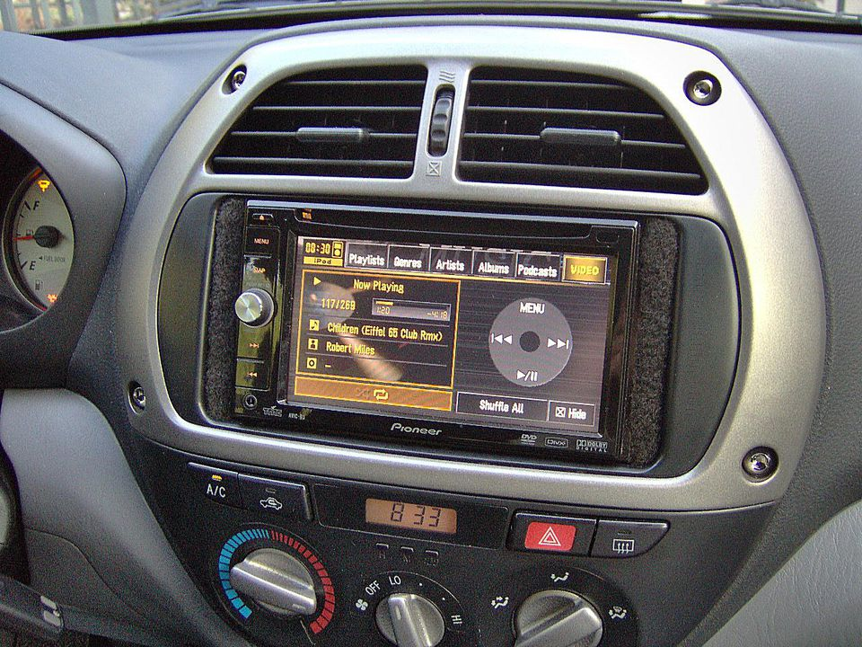 A car stereo is a valuable commodity to a thief.