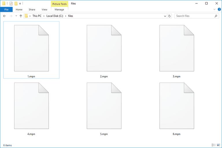 MPN Files