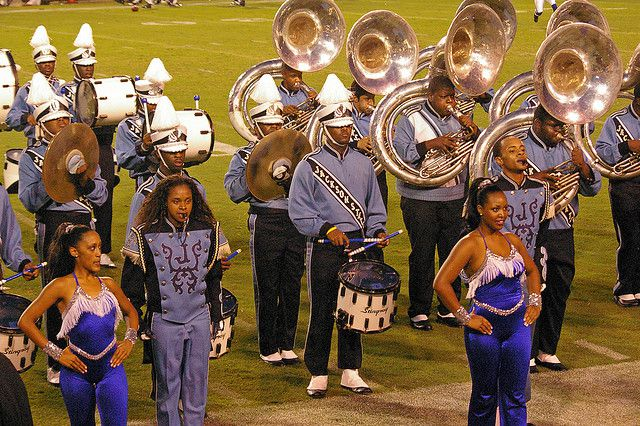 Jackson State University Marching Band