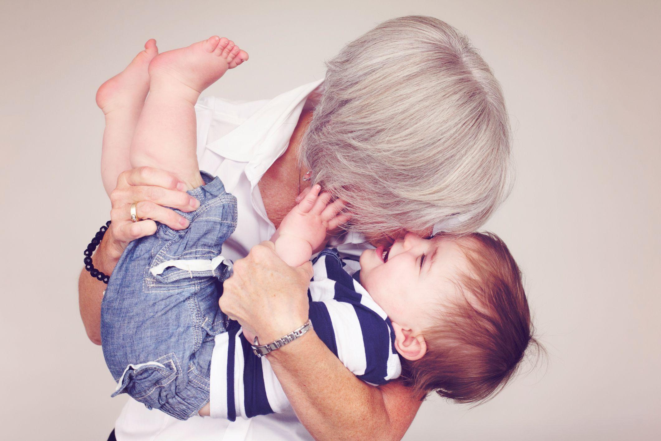 Choosing Names For Grandparents And Grandchildren