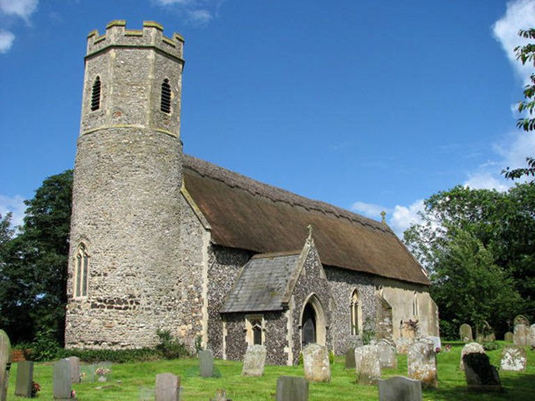 The Church of Ss. Peter and Paul, Mautby