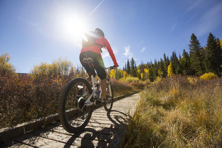29er mountain bikes have 29-inch wheels.