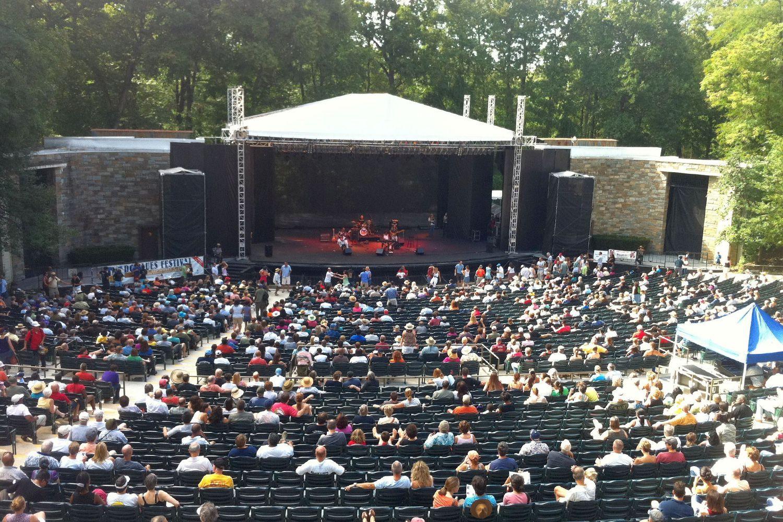 Carter Barron Amphitheatre 2017 Concerts