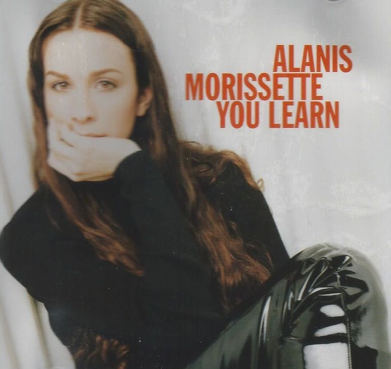 You Learn (MTV unplugged) Lyrics & Tabs by Alanis Morissette