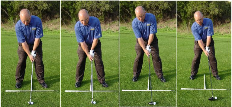 Step By Step Guide To A Great Golf Stance