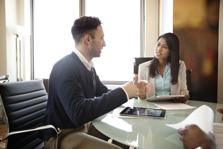 Good listening skills help work relationships thrive.