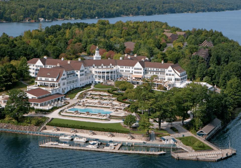 Hotel Lake George