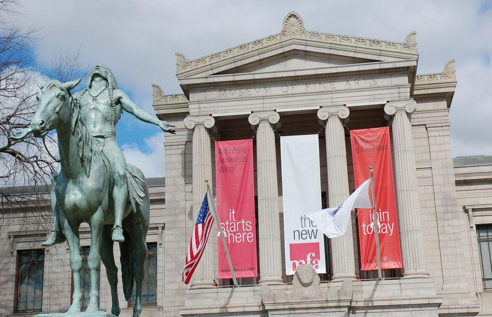 Museum of Fine Arts Boston Photo