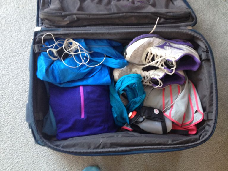 Packing like a runner