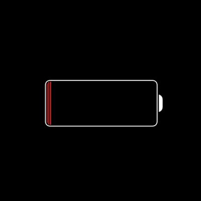 how to put battery percentage on iphone 4