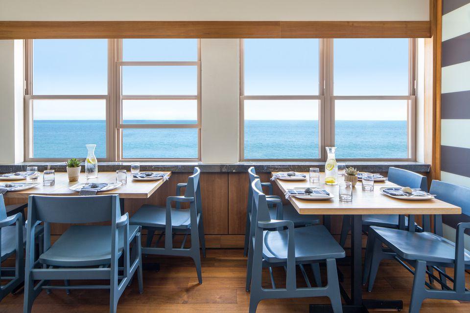 Carbon Beach Club Restaurant at Malibu Beach Inn